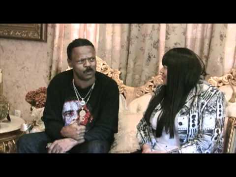 Salima speaks (Part 2) with William Hart of the Delfonics.mov