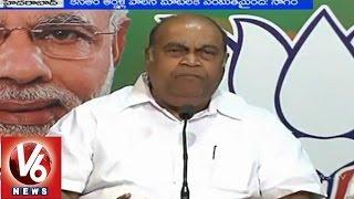 Nagam Janardhan Reddy slams on CM KCR governance in state - Hyderabad