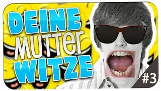 DEINE MUTTER WITZE! #3 - Rewinside & AviveHD