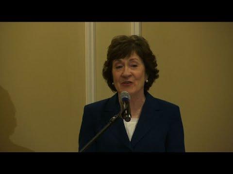 GOP US Sen. Collins Won