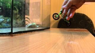 Обучение трюкам на фингер bmx часть 1