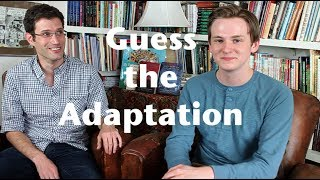 GUESS THE ADAPTATION CHALLENGE (feat. Alex London) Thumbnail