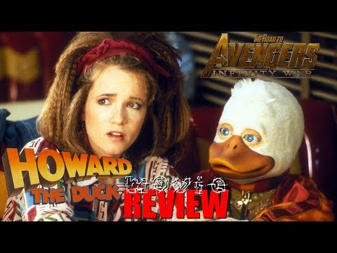 Howard the Duck Movie Review (The Road to Infinity War)