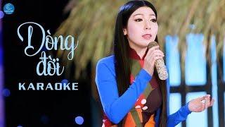 [KARAOKE] Dòng Đời - Kim Linh
