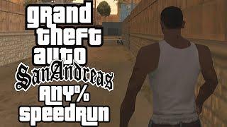 GTA San Andreas Any% Speedrun