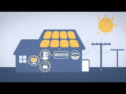 Solar with storage: the basics