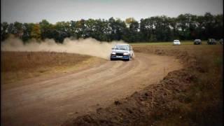 Dirt rally sprint 09 10 2011 грунтовый УТС в Днепропетровске 09 10 2011