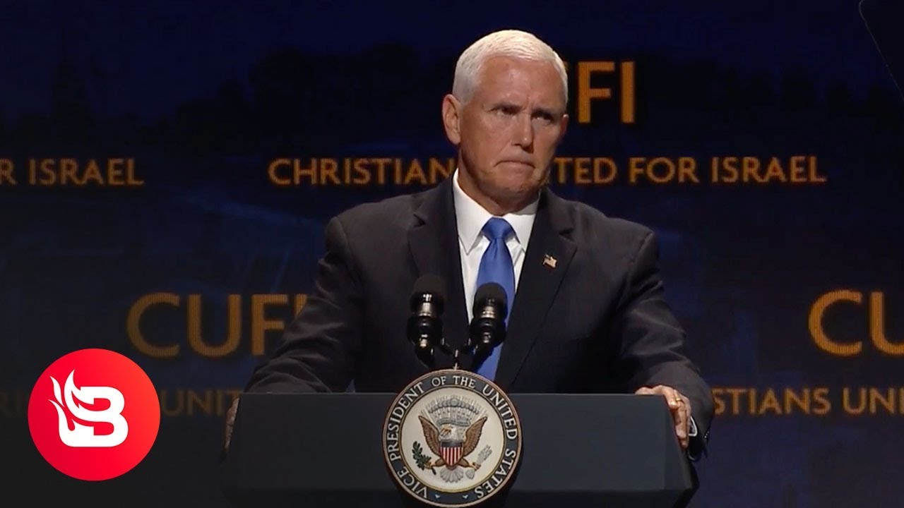 VP Mike Pence Condemns AOC's Concentration Camp Comparison