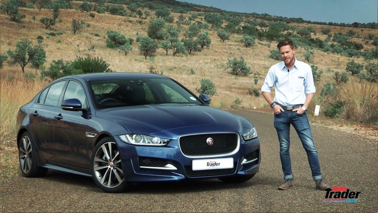 Jaguar xe 25t review
