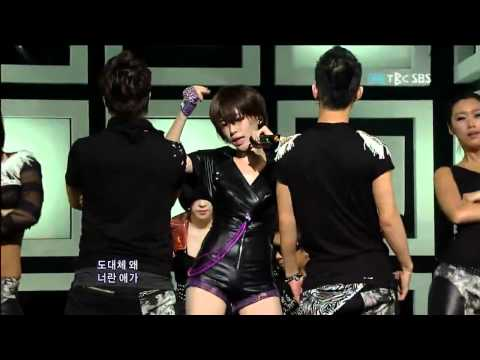 Brown Eyed Girls -  Abracadabra [Live] [HD]