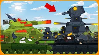 Вторжение КВ-44 - Мультики про танки