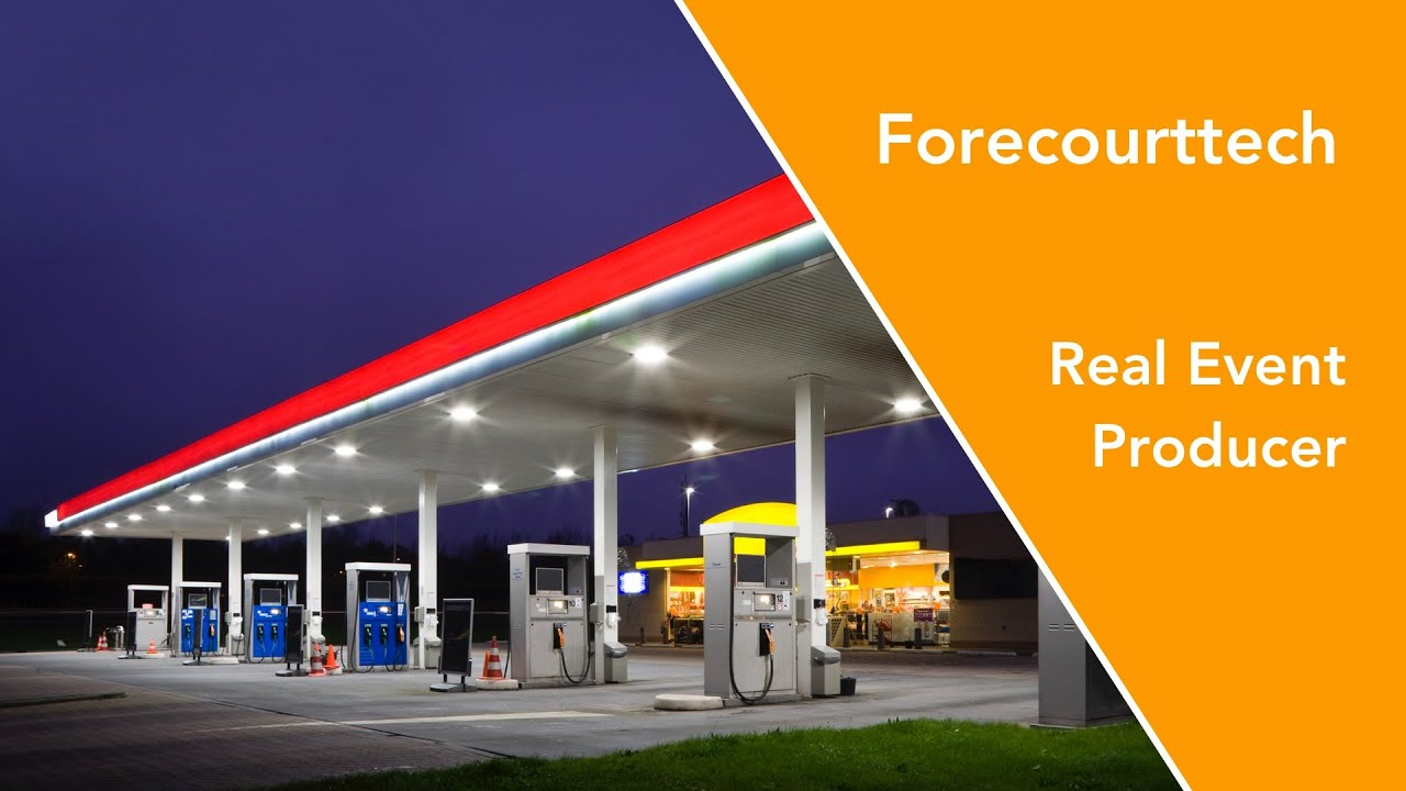 Forecourttech refuels with live streaming from event.video