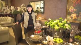 Искусство сервировки стола. Виктория Буденкова.