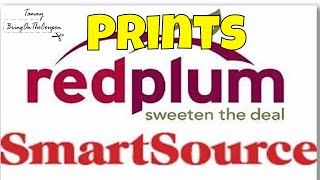 Red Plum & Smart Source Coupons to Print 8/6/17
