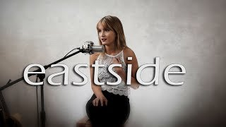 Eastside - benny blanco, Halsey, Khalid - Official Video - Jordyn Pollard cover