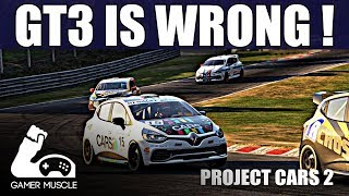 THE TOP 3 CARS FOR ONLINE RACING IN PROJECT CARS 2