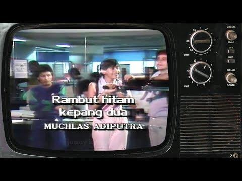 Muchlas AdiPutra - Rambut Hitam Kepang Dua [Selekta Pop - TVRI]