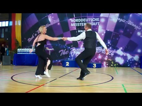 NDM 2016 Berlin, Boogie Woogie Senior A Slow-Final, Hans & Gabi Prems