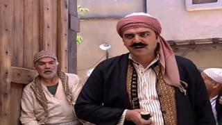 طوشة وهوشة الادعشري مع ابو شهاب - من مسلسل باب الحارة الجزء الاول