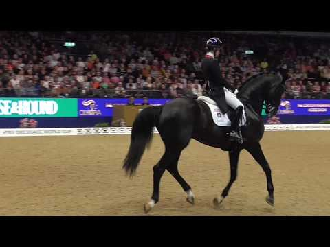 Charlotte Fry et Everdale : Olympia 2019