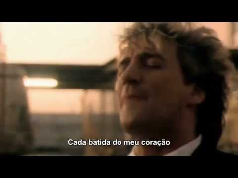 Rod Stewart - Every Beat Of My Heart (HD) Legendado em PT- BR