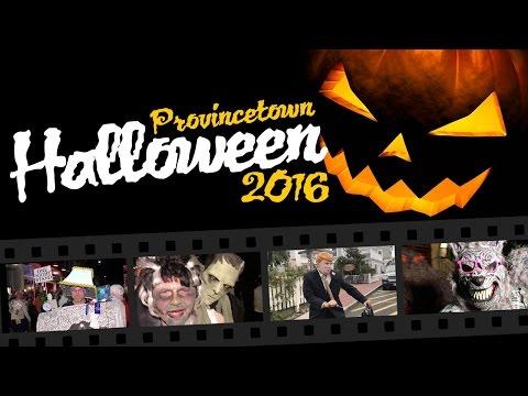 Provincetown Halloween 2016
