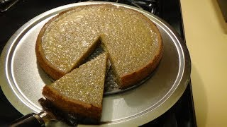 GRATED SWEET POTATO PUDDING JAMAICAN STYLE