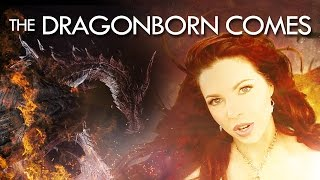 👑 SKYRIM THEME SONG: The Dragonb...
