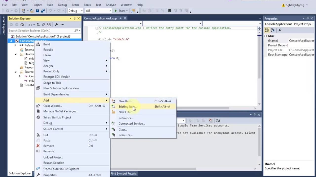Get Started Quickly with Catch Unit Testing in Visual Studio 2015 (C++)