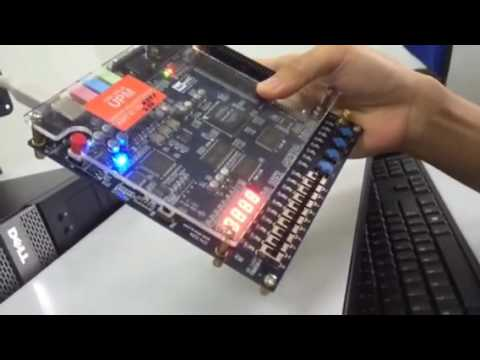 Digital System Mini Project - YouTube