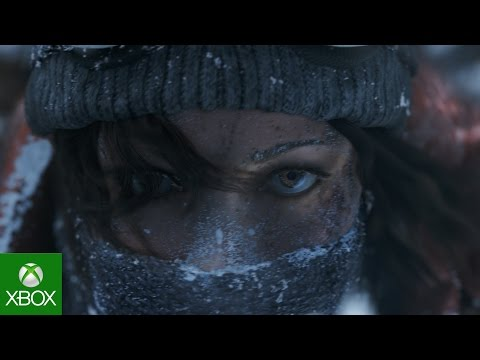 "Rise of the Tomb Raider - ""Aim Greater"""
