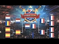 Cuartos de final y Semifinal | ESWC WINTER FINALS 2017 | Directo desde Paris | Torneo Clash Royale