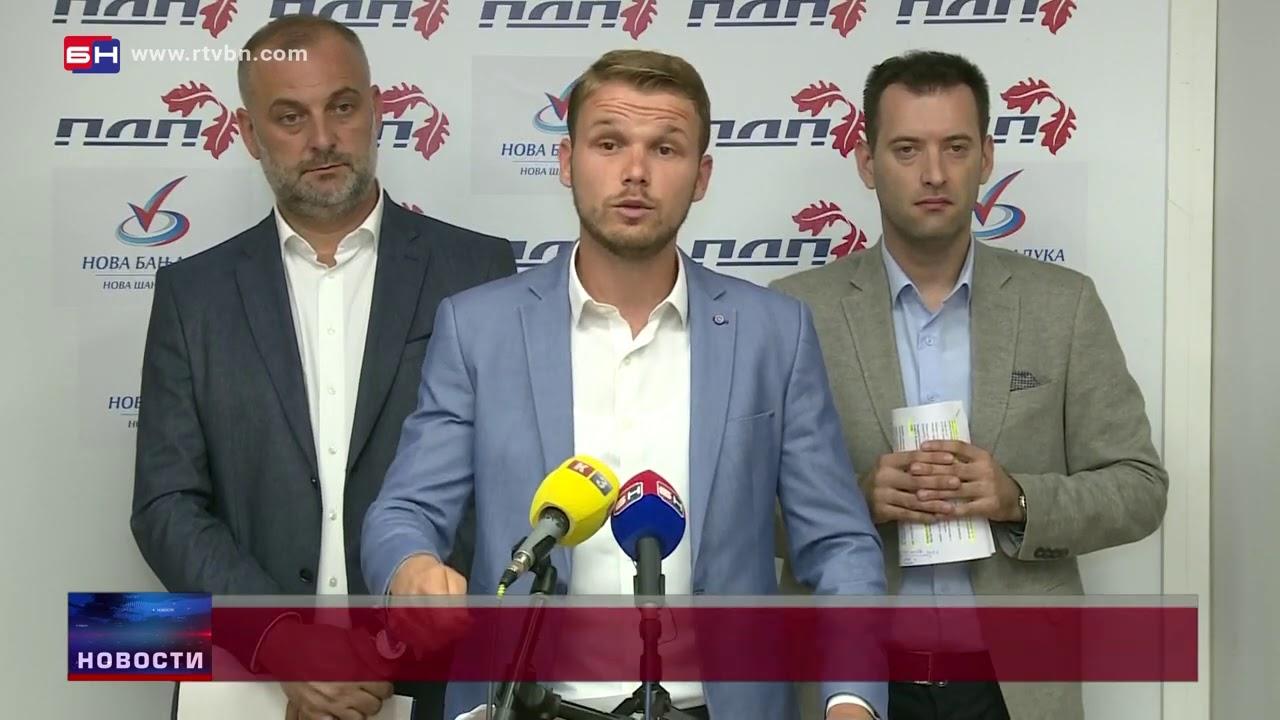 Stanivuković: Smanjiti cijenu vode i gradskog prevoza, a povećati kvalitet