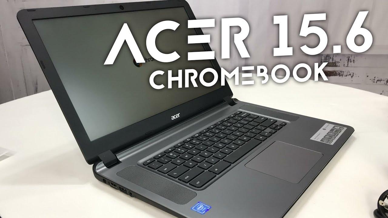 Acer 15 6 Chromebook 2gb Ram 16gb Ssd Flagship Cb3 532 Unboxing