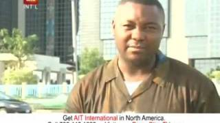 vuclip AIT News: Nigeria's Proposed Cashless Society