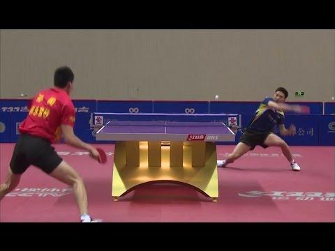 2016 China Super League: FANG Bo vs SUN Wen [Full Match/Chinese|HD]