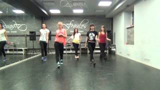 """Kelly Rowland - Kisses down low"" choreography by Vint"