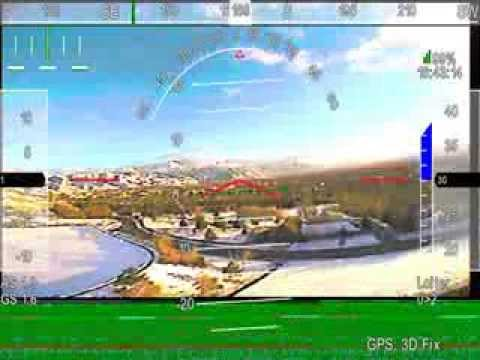 Ensign School FPV Flights FPV Camera 1