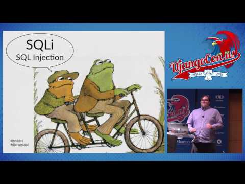 Django Con 2016 - From and Toad Learn About DJango Security by Philip James