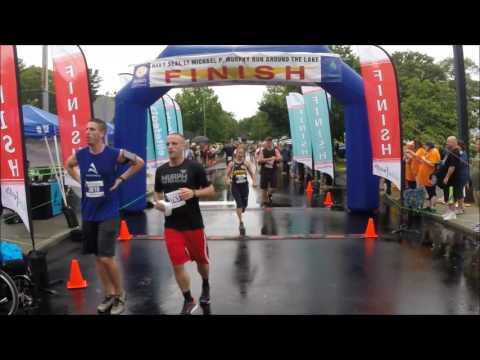 Lt Michael P Murphy Run Around the Lake 4Mile