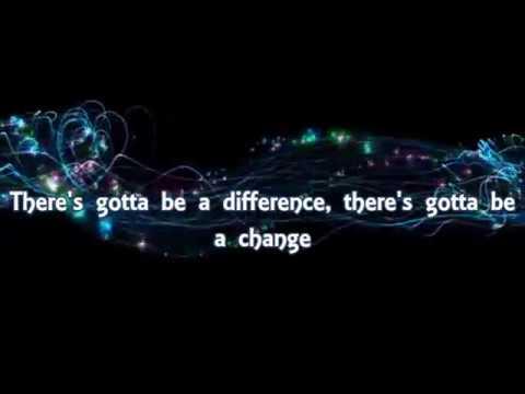 Chris August Gotta Be A Change (Lyric Video)