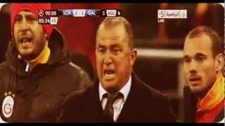 Full HD schalke 04 vs galatasaray 3-2 goals & highlights 13/03/2013