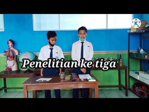 Video Pembelajaran IPA