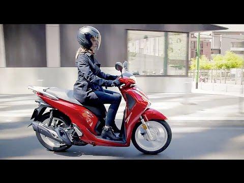 2017 New Honda Sh125i Sh150i Always Moving Forward Promo Video
