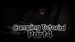 Roblox. - Cómo hacer juego como Camping [Parte 4]