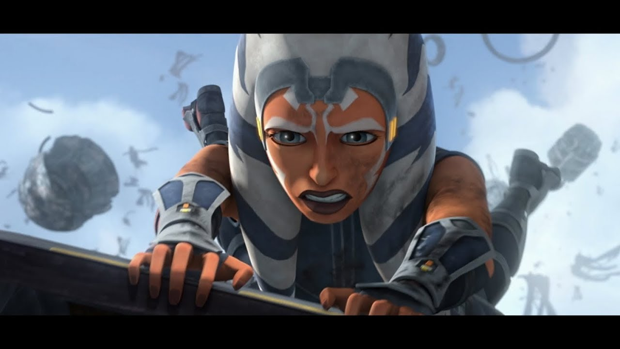 Ahsoka Rex Can Save Themselves Star Wars The Clone Wars Season 7 Episode 12 Youtube