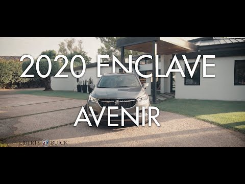 2020 Buick Enclave Avenir Review