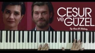 Cesur ve Güzel Dizi-Yeni Duygusal Müziği- Piano