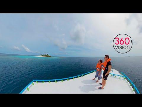 Relax In Maldives | 360° VR Experience | Отдых На Мальдивах | 2019