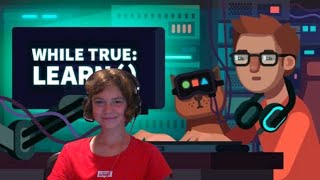 Playing While True: Learn()   Code Game   Ep. 1